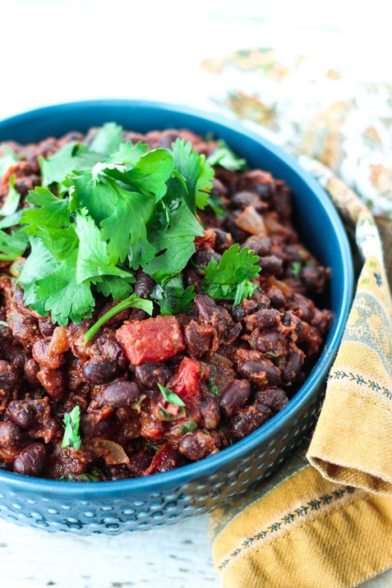 Mexican Black Beans The BEST Mexican Black Beans |