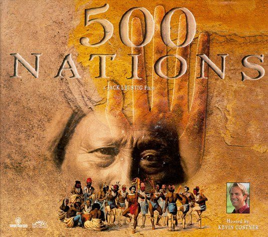 Documentary (on Netflix) - 500 Nations - about the history of the