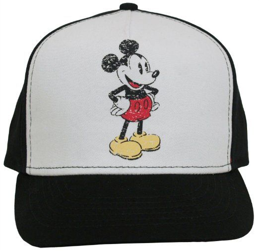 16c5e30a79a Mickey Mouse Disney Vintage Distressed Snapback Baseball Hat I need this in  my life. like now.