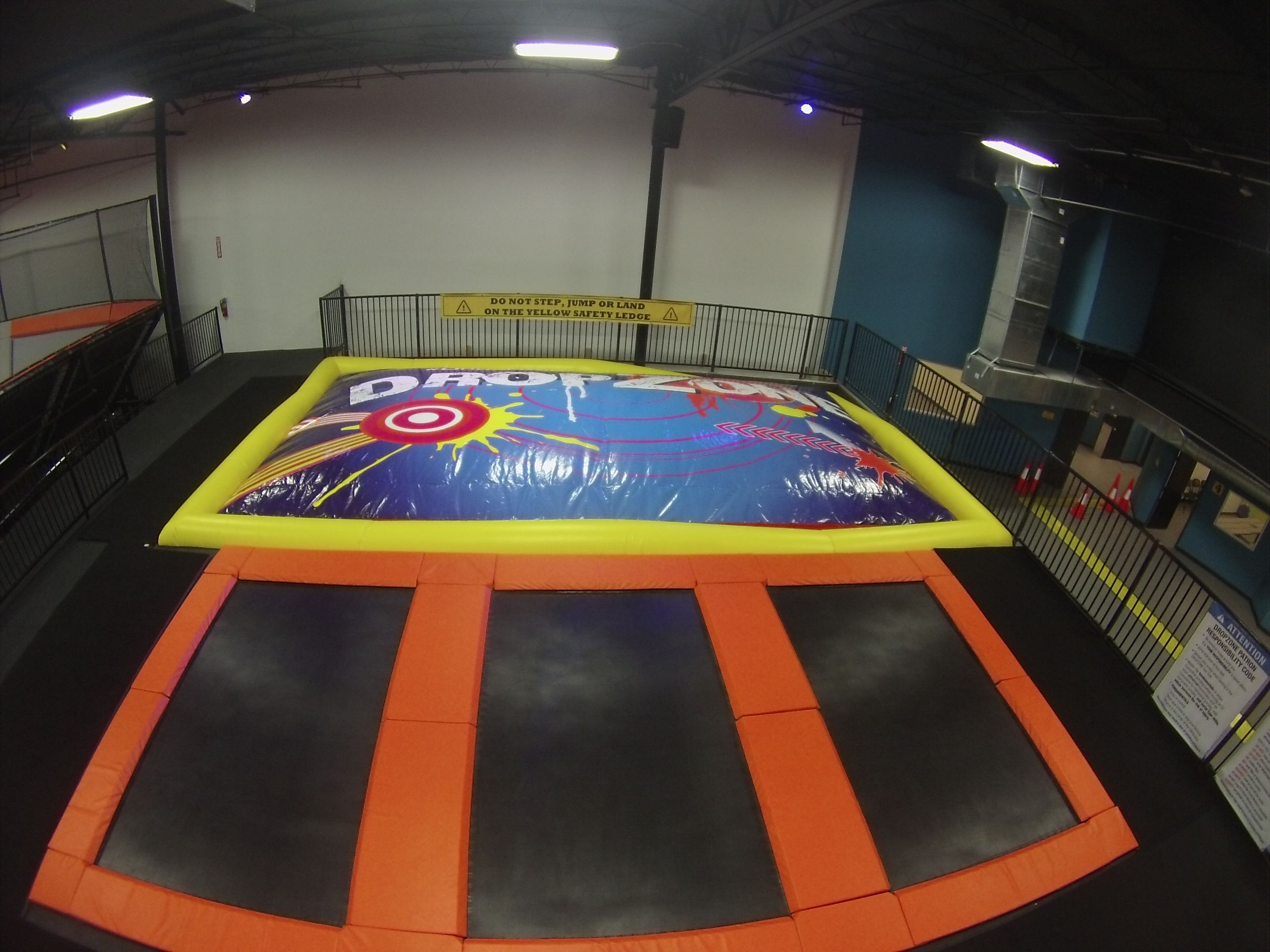 Code promo trampoline park lyon