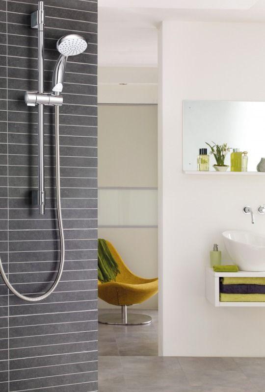 Kohler Nectar Rail Shower   KOHLER   tapware & sanitaryware ...