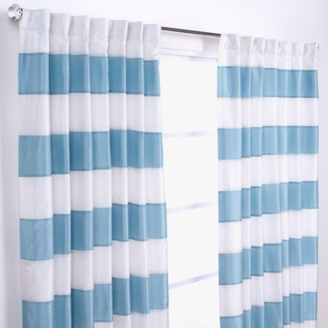 capri panels - aqua and ivory from z gallerie | home | pinterest