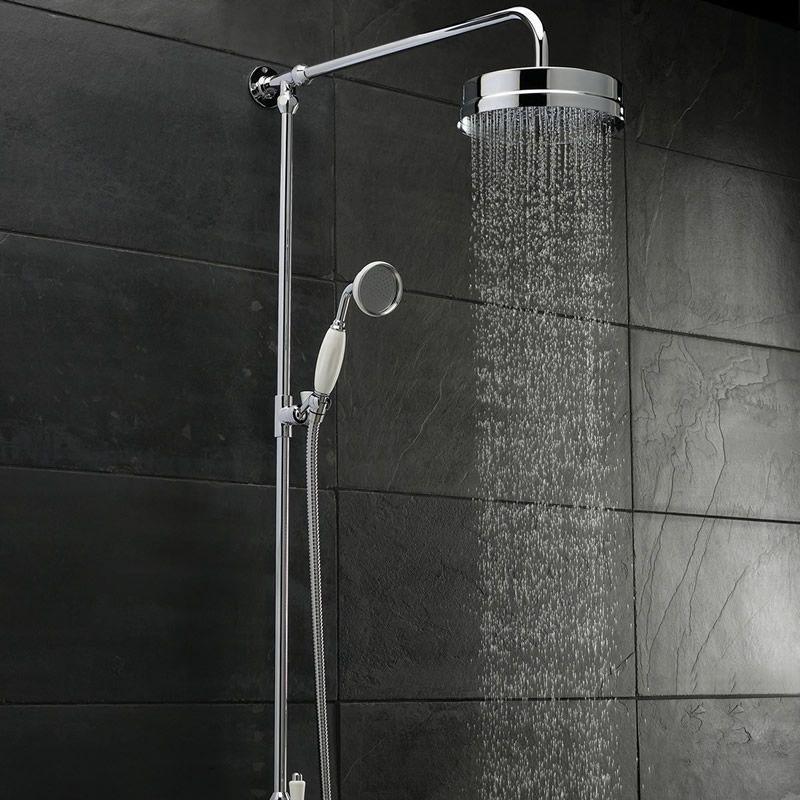 Rigid Shower Riser | Decor ideas | Pinterest | Shower kits, Bathroom ...