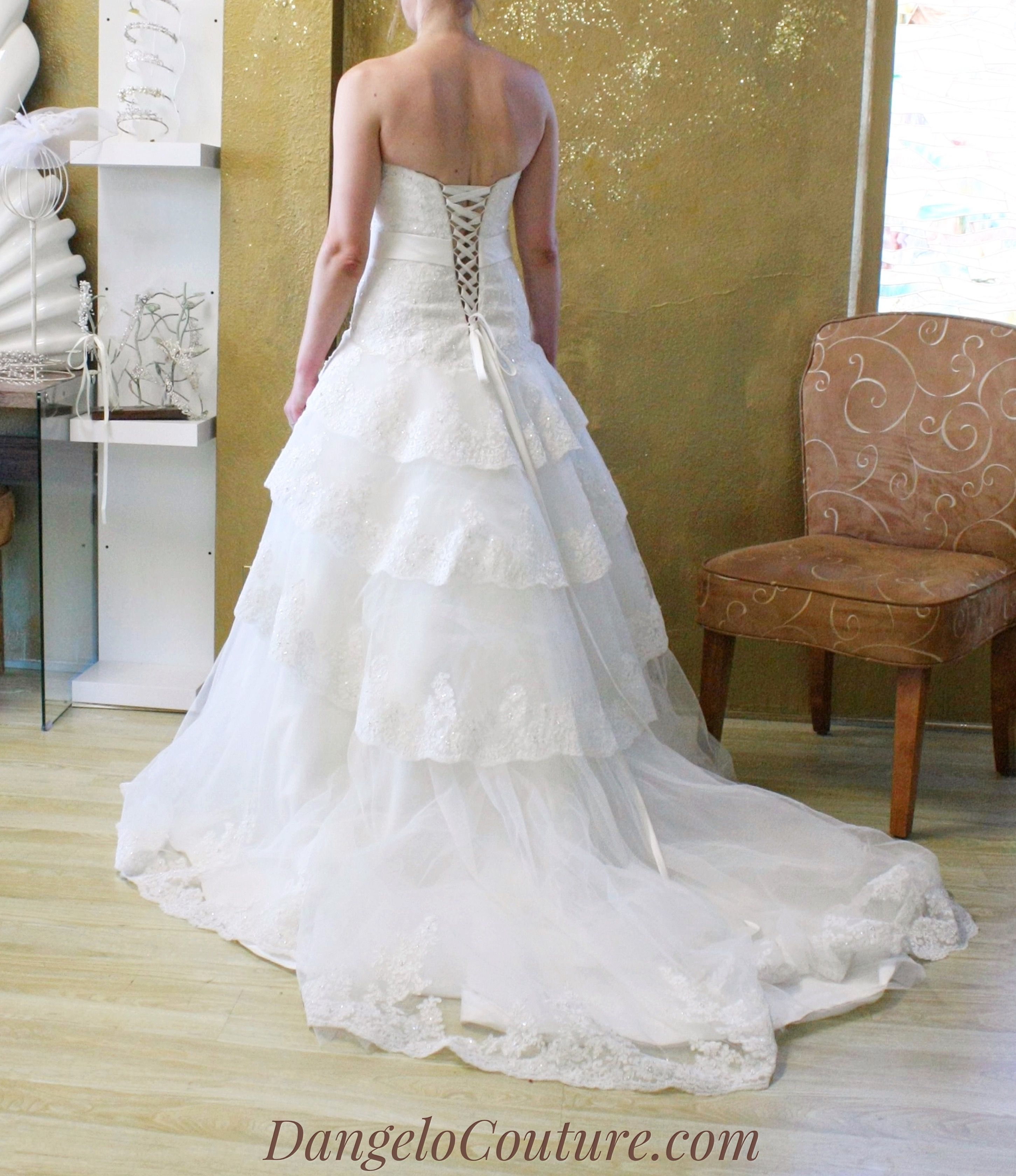 Wedding Dresses at D\'Angelo Couture Bridal in San Diego, California ...