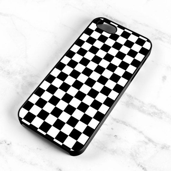 wholesale dealer 83f5e 0e563 Checkered iPhone 6s Case iPhone 7 Case iPhone 5 by MintPrintCases ...