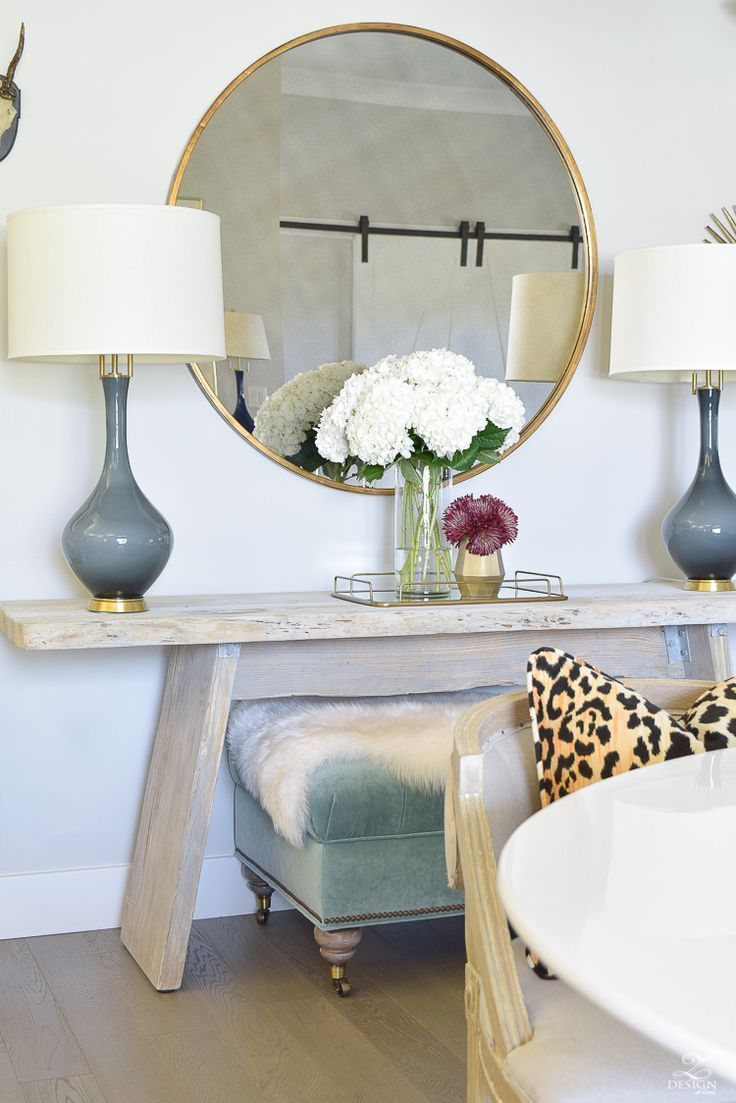 Chic Fall Decor Styling Tips   Foyers, Budgeting and Apartments
