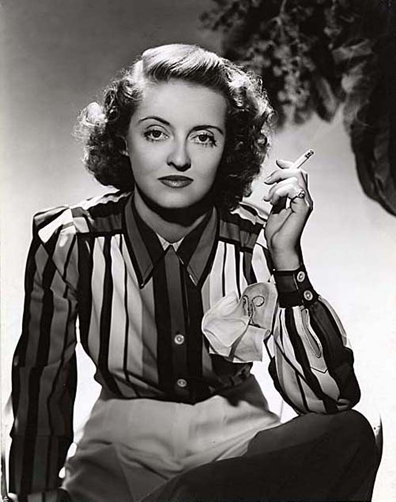 bette davis por george hurrell 1940 los ojos de. Black Bedroom Furniture Sets. Home Design Ideas