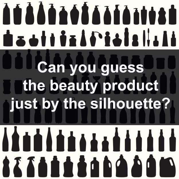 Can You Identify These Beauty Products Just By Their