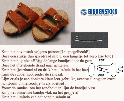 MINIDESIGN: Birkenstock