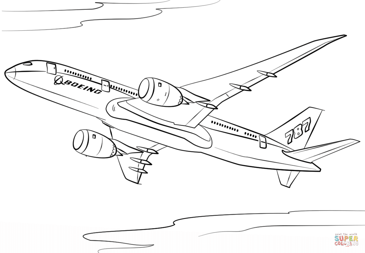 Airplane coloring pages colorful pictures line art shirt ideas tattos colouring