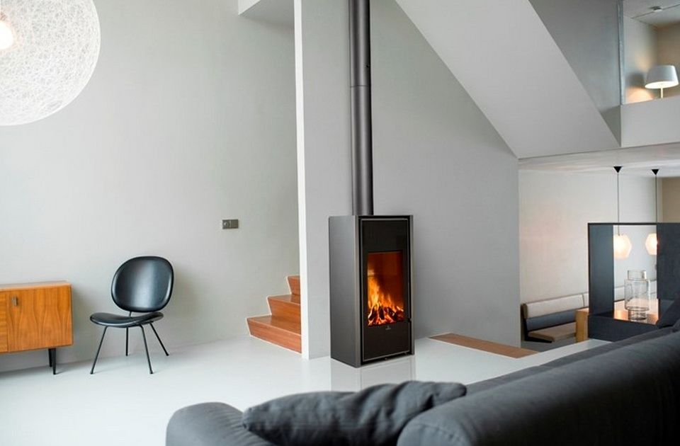 Thrifty Freestanding Wood Fireplace Plus Australia Home Design Ideas
