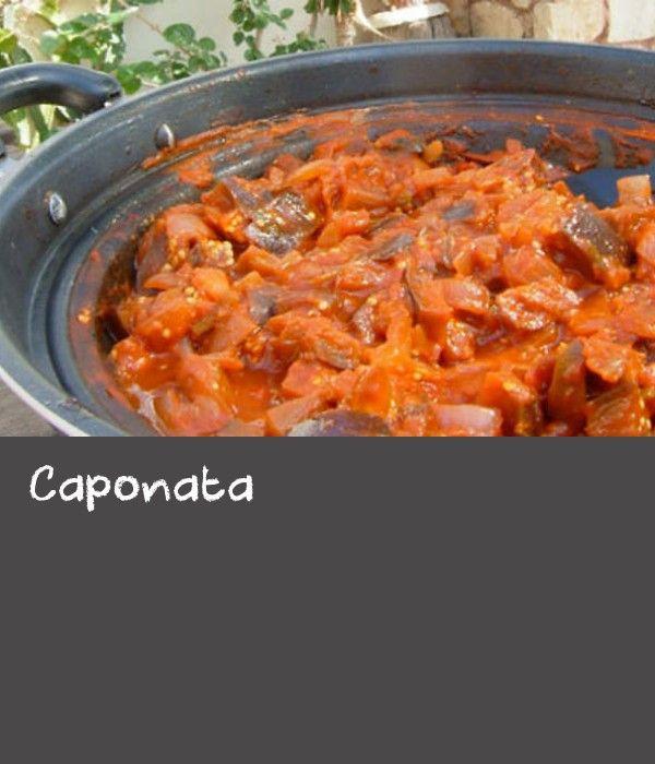 Photo of Caponata