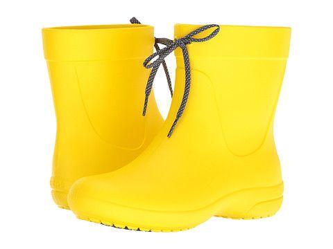 7a9e42307738eb Crocs Freesail Shorty Rain Boot