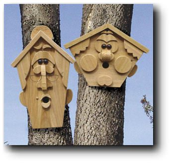 diy bird houses | Free Bird House Woodworking Plans From Shopsmith ...
