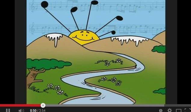 La primavera de Vivaldi