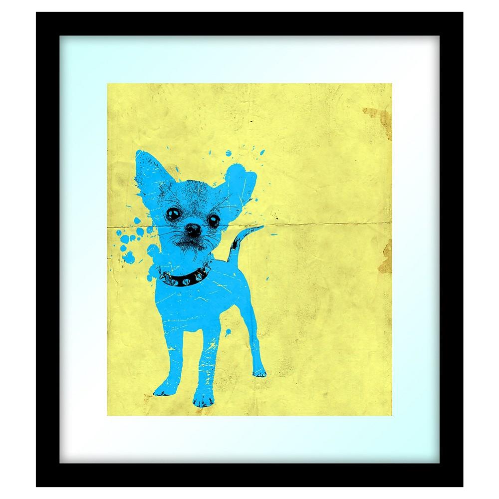 Dal Pop Chihuahua Wall Art, Black | Pinterest | Walls and Products