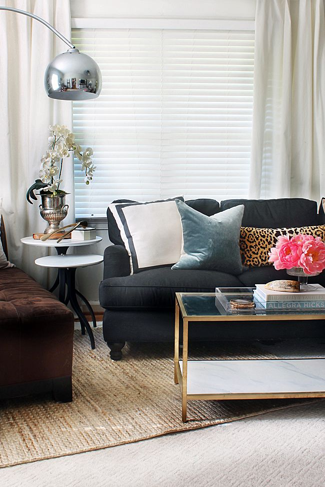 Five Favorite Living Rooms Rug Over Carpetthrow