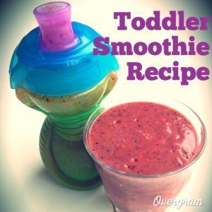Recovery Smoothie Toddler RecipesToddler SmoothiesBaby SmoothiesSick ToddlerToddler FoodSick