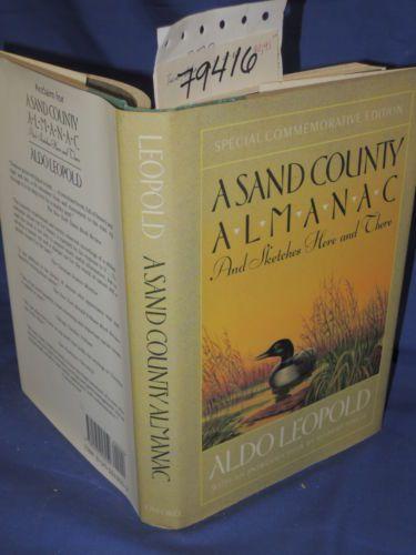 Leopold-Aldo-A-SAND-COUNTY-ALMANAC-and-Sketches-He