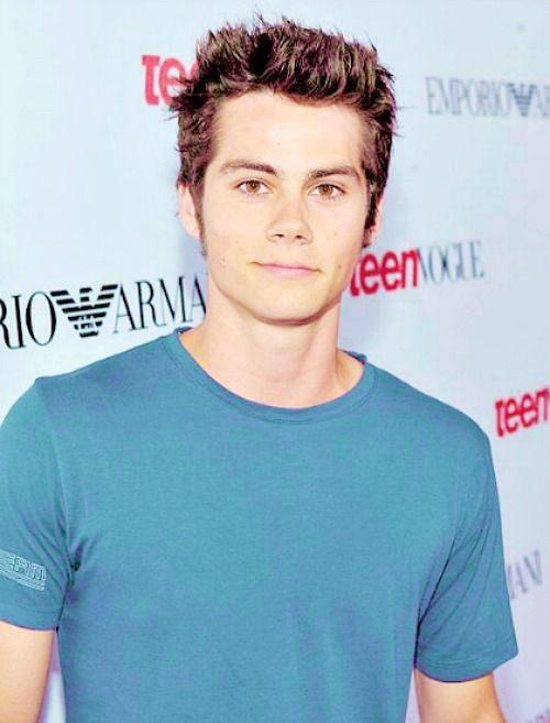 Dylan O'Brien. (Stiles, Teen Wolf)