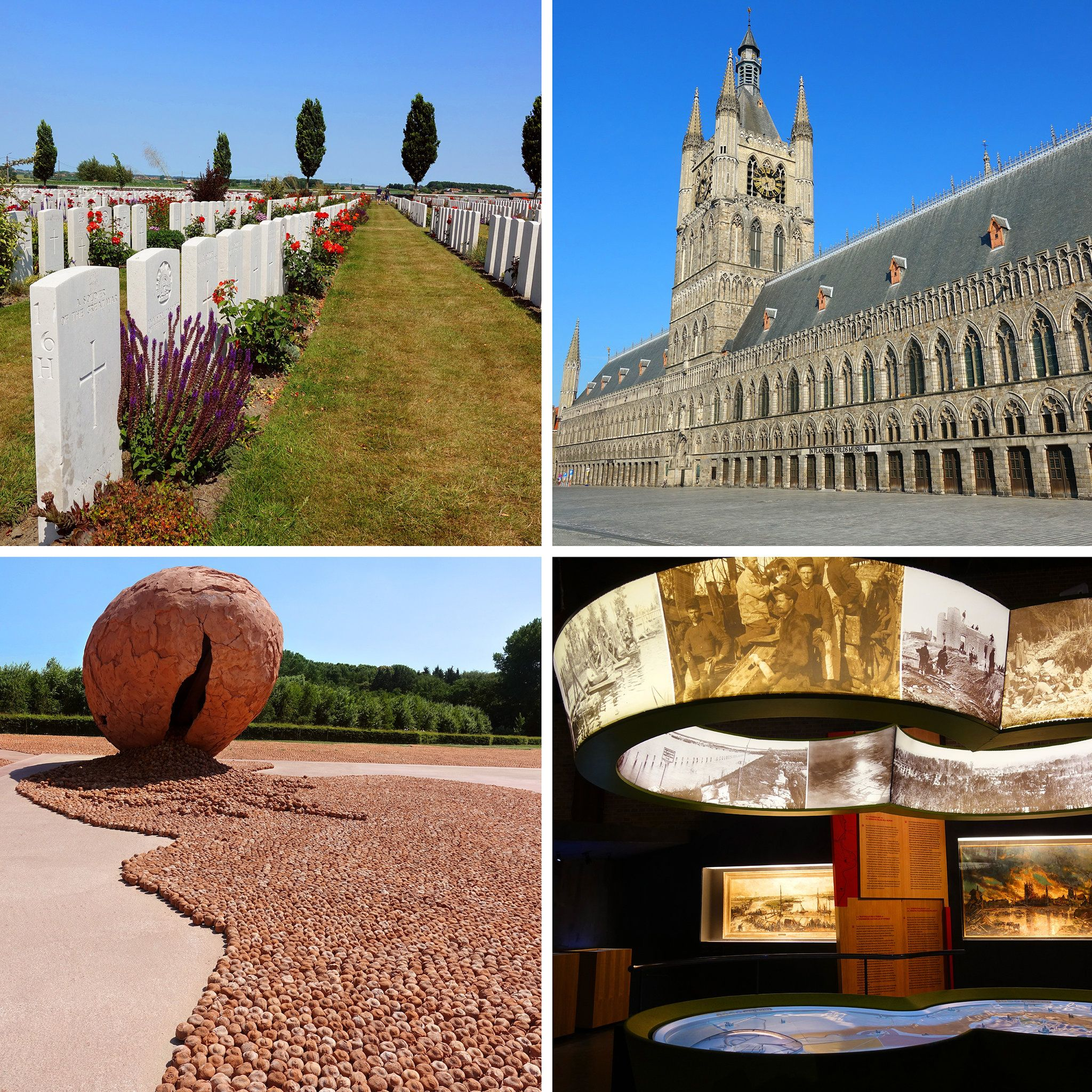 fe301abbd0 The 52 Places Traveler  A Pilgrimage to Ypres - The New York Times ...