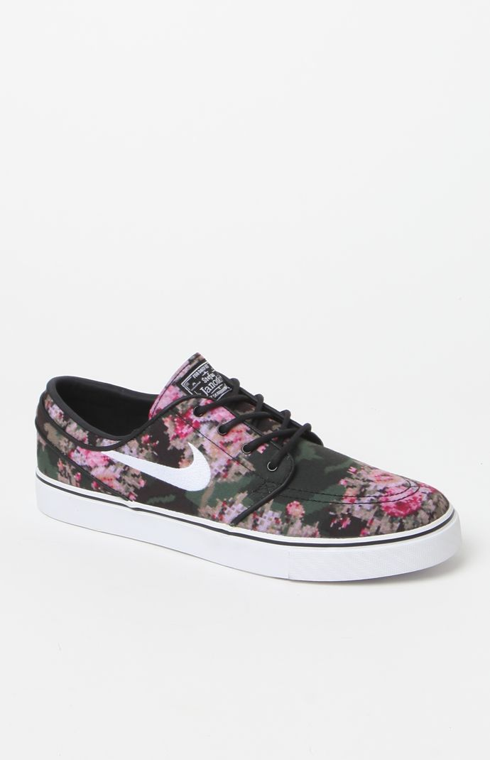 573597ac04 Pin by Isaac AA on Let's Kick it | Pinterest | Floral shoes, Stefan janoski  and Pacsun