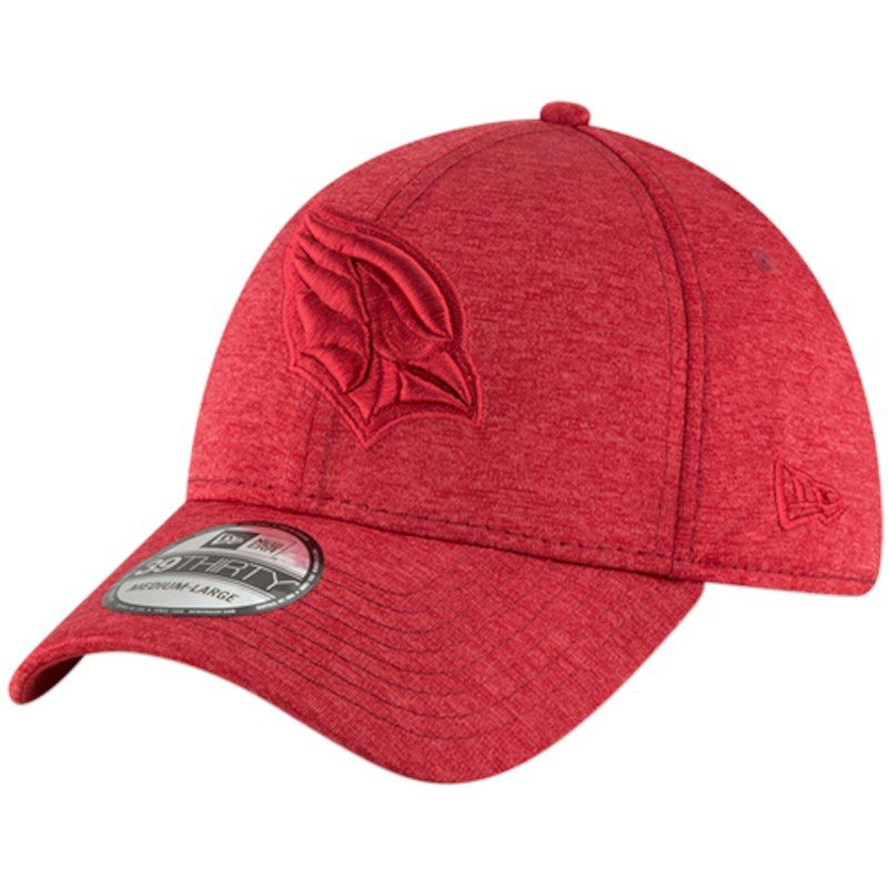 Arizona Cardinals New Era Heated Up 39THIRTY Flex Hat - Heathered Cardinal 018aaa37913