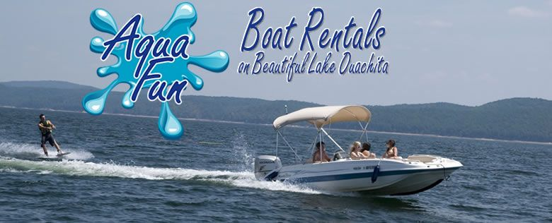 Lake Ouachita Arkansas Home To AquaFun Boat Rentals