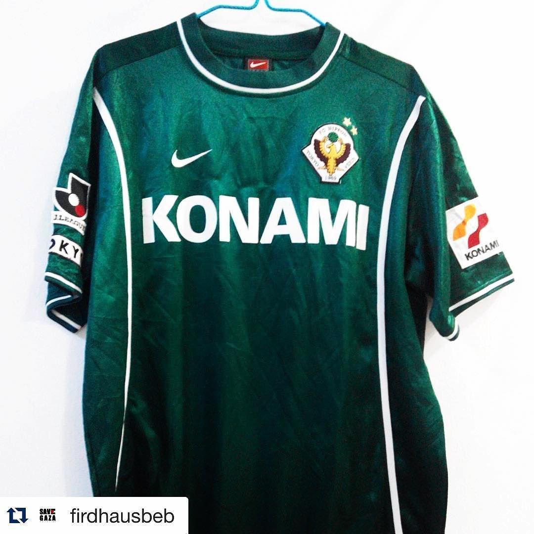 J League Football Shirts: #Repost Tokyo Verdy From @firdhausbeb #jleagueshirts