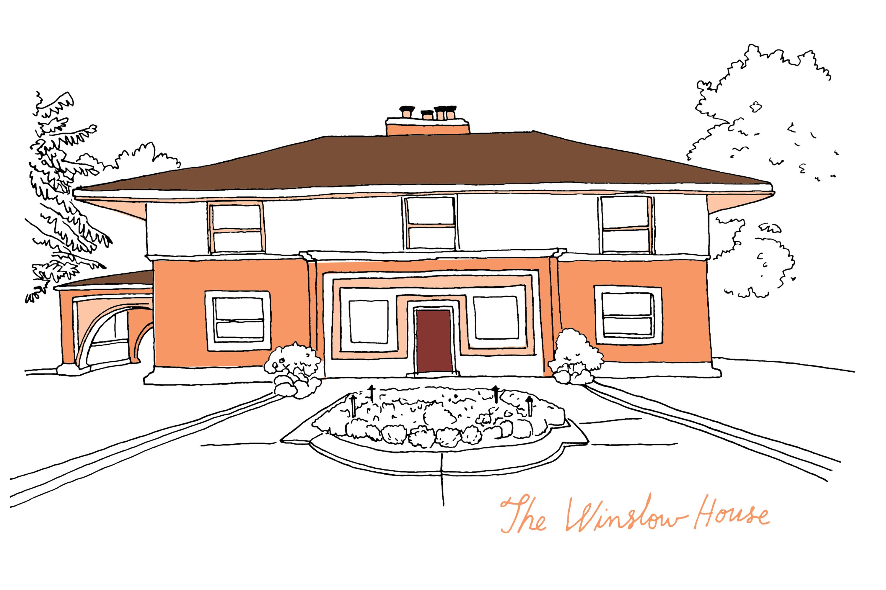 An illustrated guide to Frank Lloyd Wright - Curbedclockmenumore ...