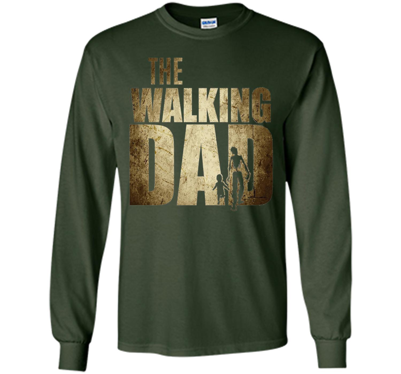 b8dc8832e57 Walking Dad T-shirt Gift Father s Day