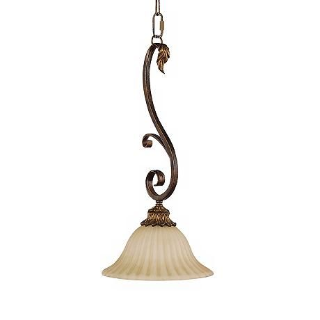 Feiss Sonoma Valley Collection Downlight Pendant Chandelier - #39798 | Lamps Plus
