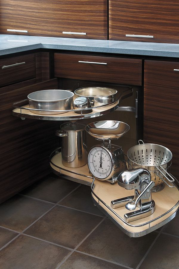 Make the most of corner storage with smart and efficient ...