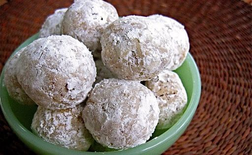 Mexican Wedding Cookies Recipe on Yummly