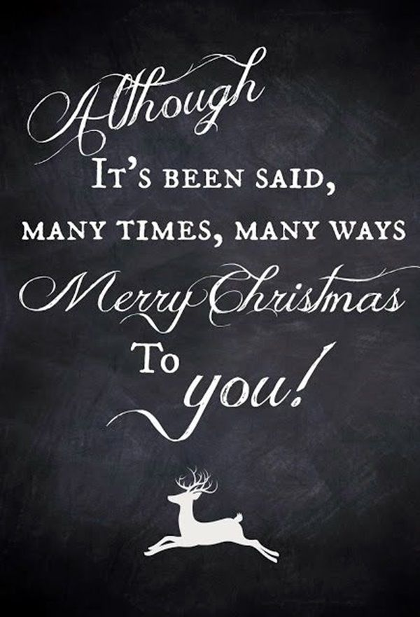 45 Meaningful Merry Christmas Quotes And Sayings
