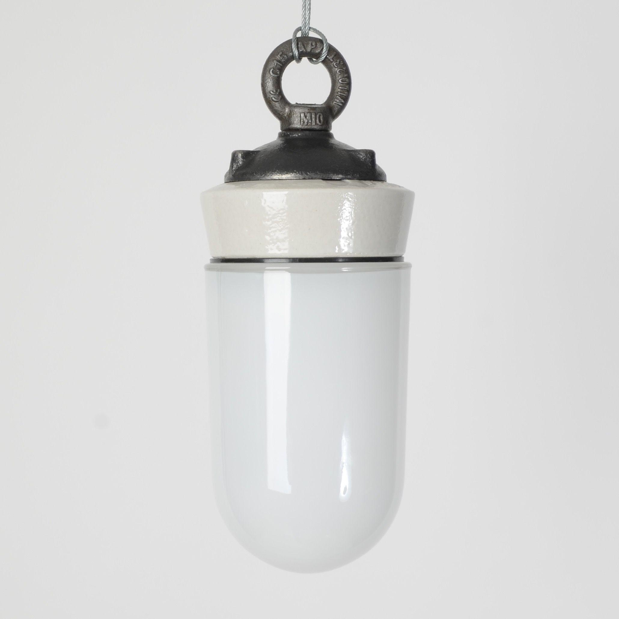 White glass test tube pendant smaller a light fixture pinterest