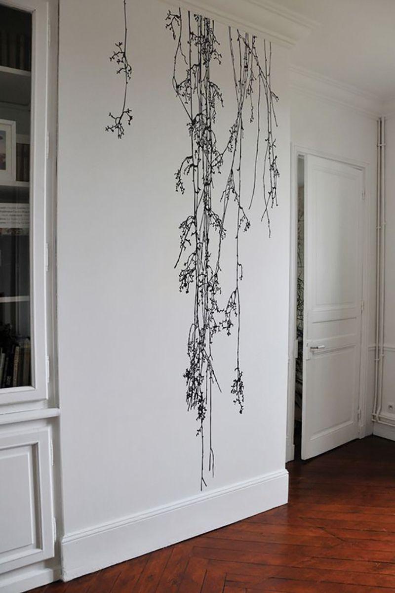 Wohnzimmer fliesen wand ТОП  стильных идей как обновить стены дома не вкладывая больших