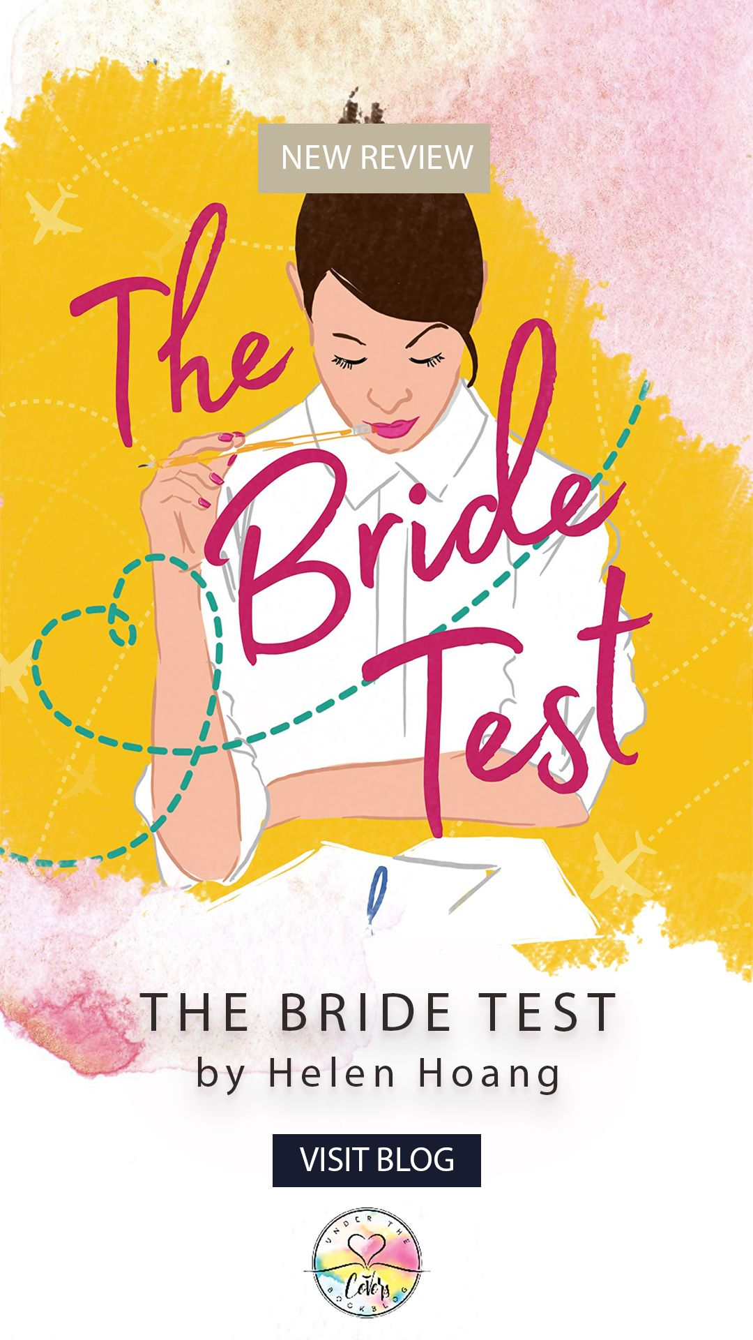 Arc review the bride test by helen hoang book review