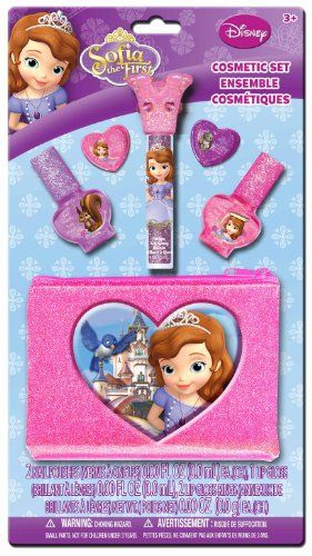 Sofia The First Crown Jewel Set 6 Count You Can Find More Details By Visiting The Image Link Note It Is Affili Disney Makeup Disney World High Quality Nails
