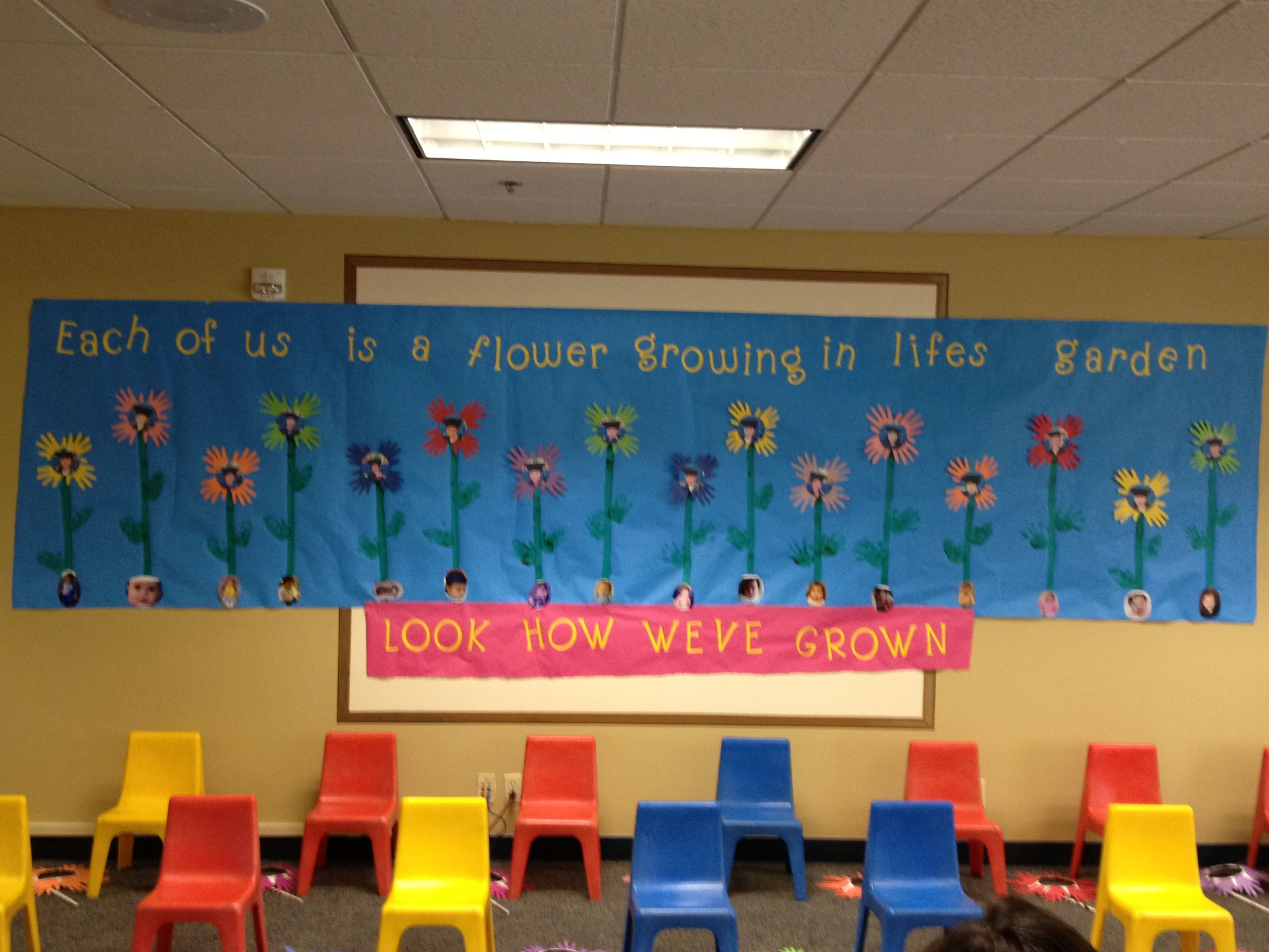 Pre K Classes Decorating Ideas