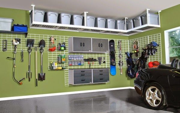 tag res de rangement g n raux de bricolage dans le garage garage pinterest tag res de. Black Bedroom Furniture Sets. Home Design Ideas