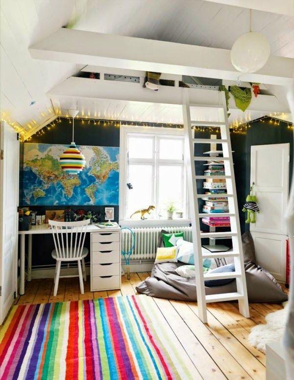Camas en altura soluciones para espacios reducidos somiant espacios reducidos espacio y - Soluciones para espacios pequenos ...