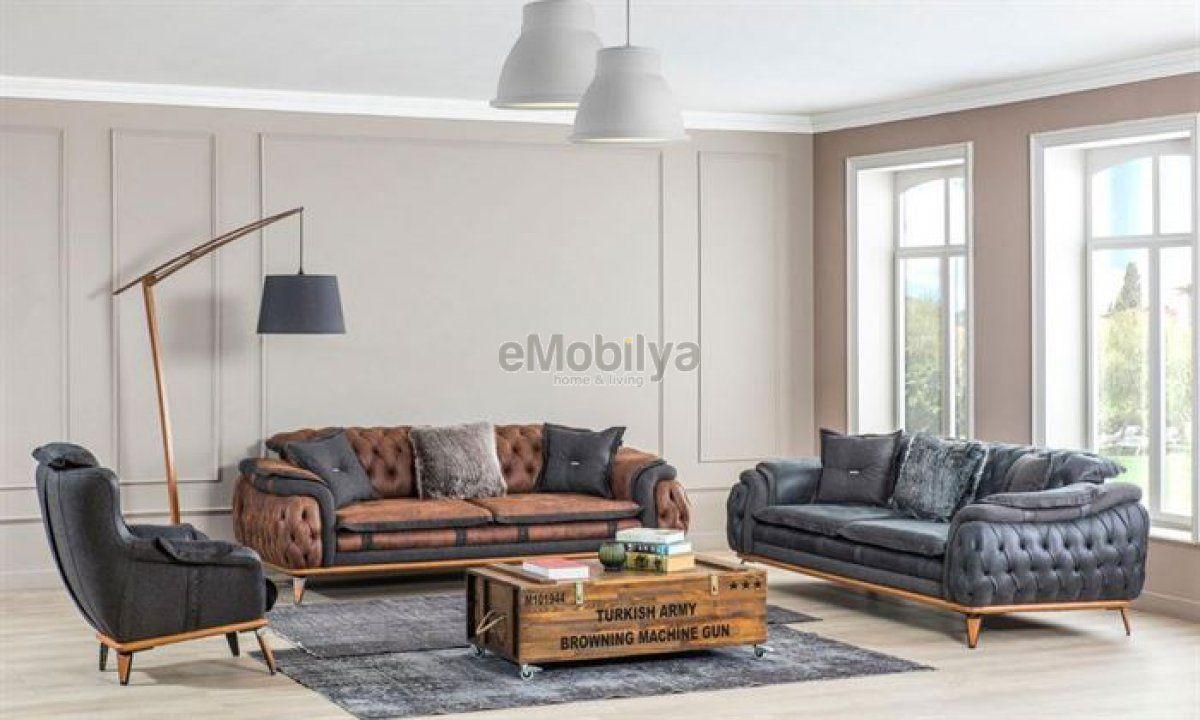 Maz Koltuk Takimi 2020 Mobilya Furniture