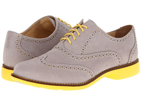 280be3a6037 Cole Haan Gramercy Oxford Rooftop Nubuck Sunlight -