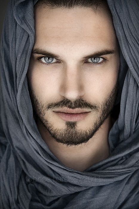 What Is It The Eyes Mostly But The Beard Lips And Wrap Too