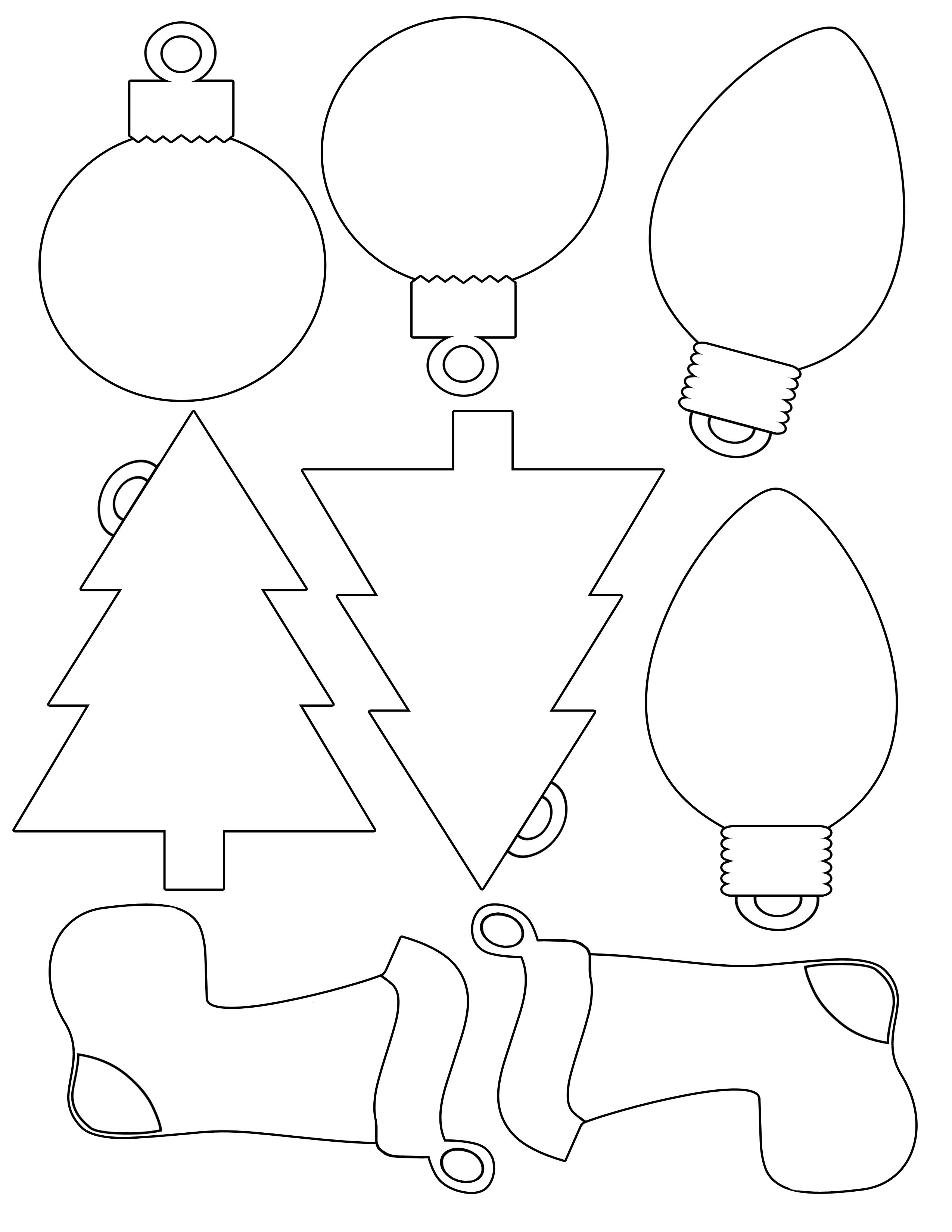 Printable Christmas Envelope For Christmas Shapes For T Tags