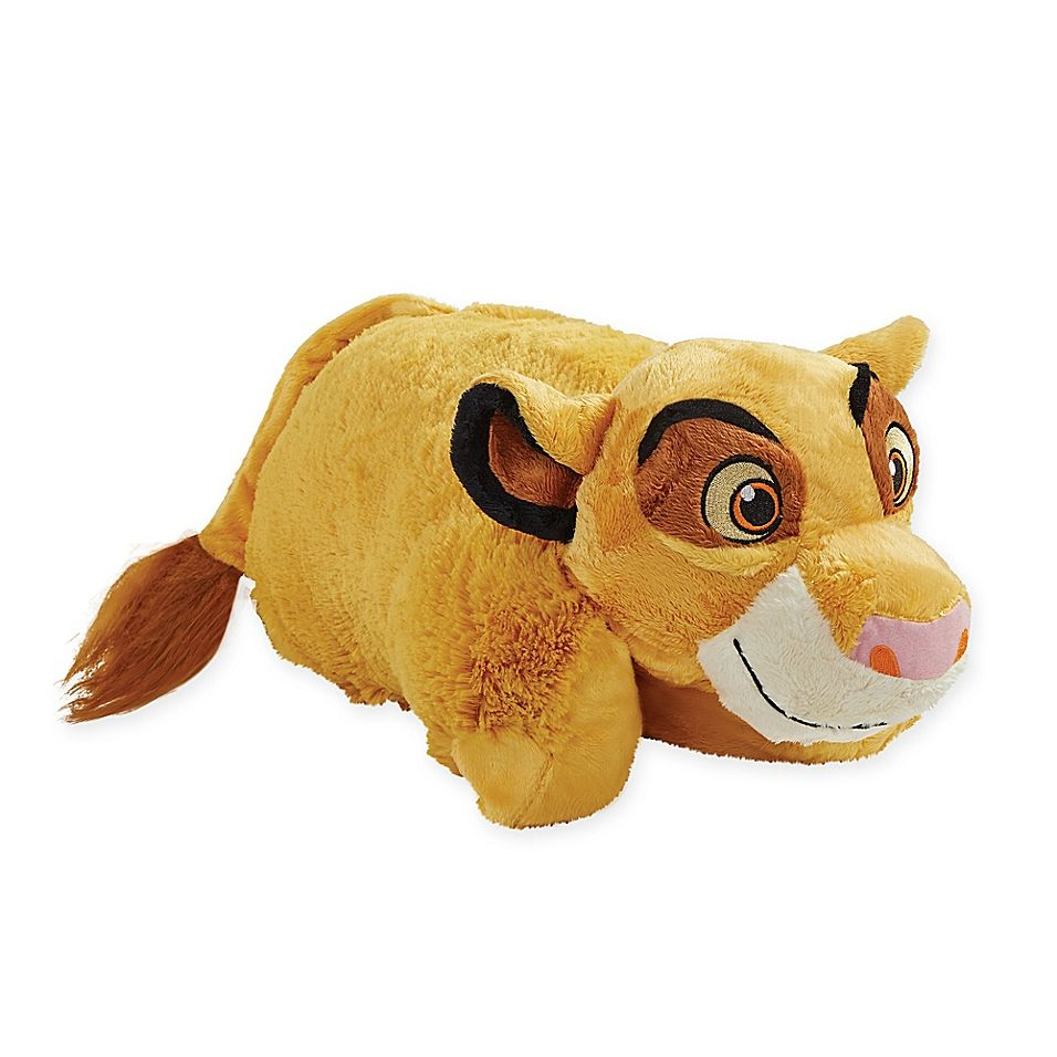 Pillow Pets Disney The Lion King Simba Pillow Pet In 2020 Animal Pillows Animal Plush Toys Plush Stuffed Animals