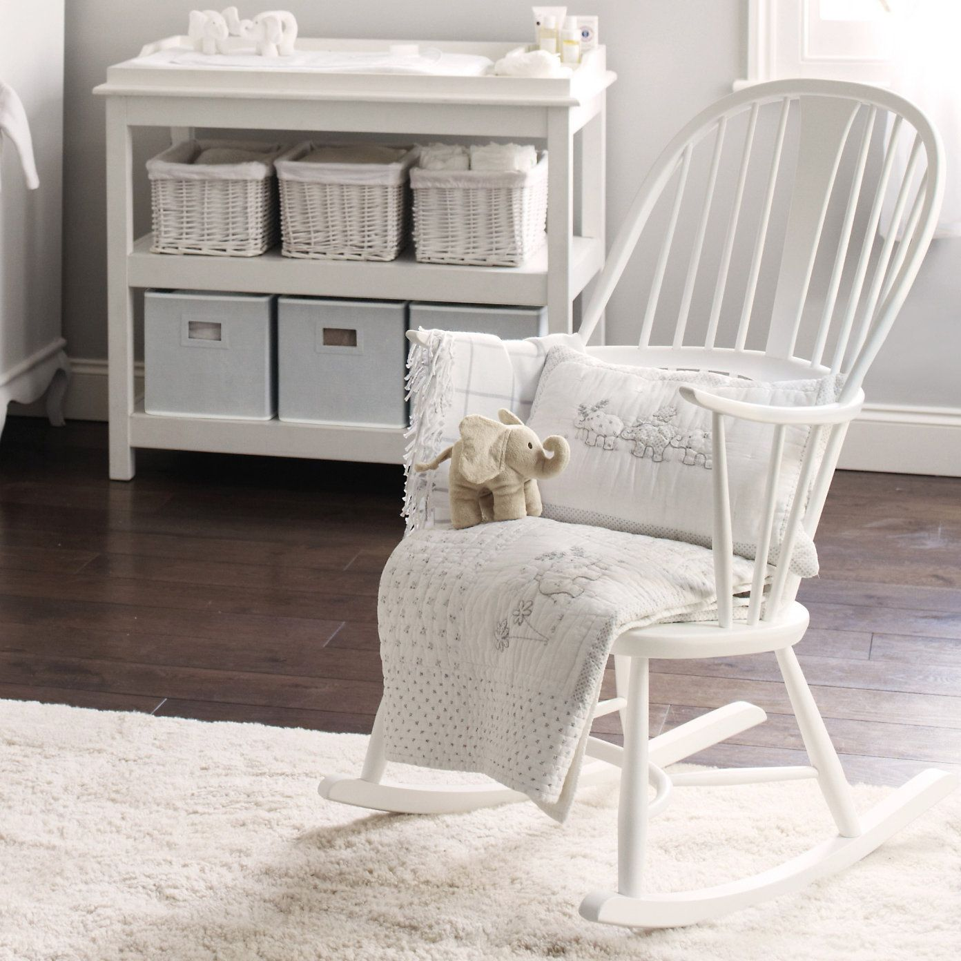 White Nursery Rocking Chair Ercol Rocking Chair Ercol Furniture The White Company