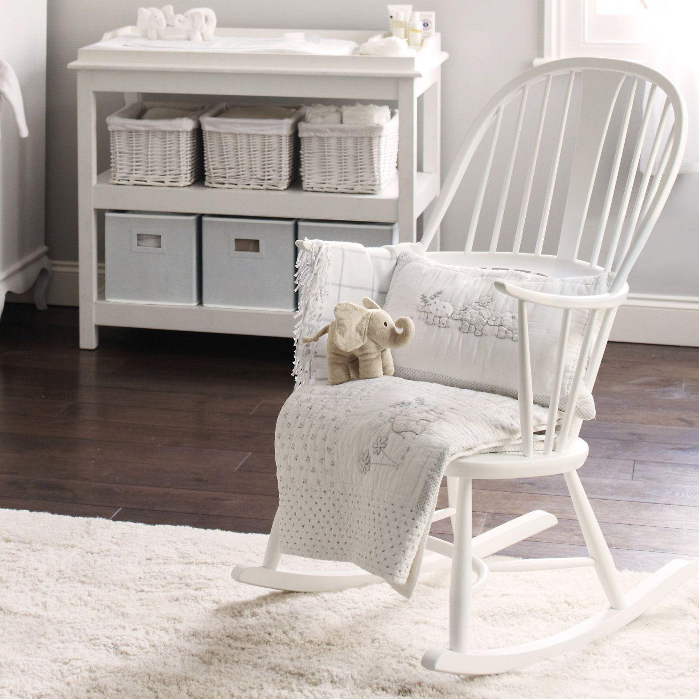 Ercol Rocking Chair  Ercol Furniture  The White Company
