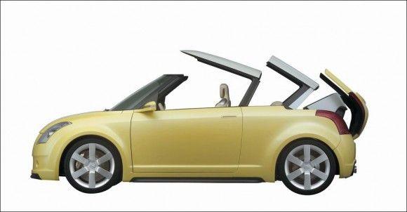suzuki swift cabriolet cars pinterest. Black Bedroom Furniture Sets. Home Design Ideas